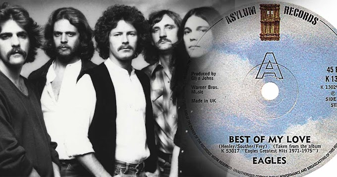 best of my love guitar chords - eagles