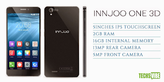2017 Latest Infinix, Innjoo and Tecno Smartphone prices in Nigeria (Check Out) innjoo one 3d