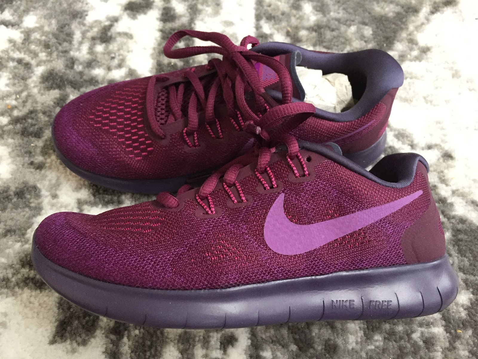 1dd3651414800 Petite Impact  Fit Review Nike Free RN 2017