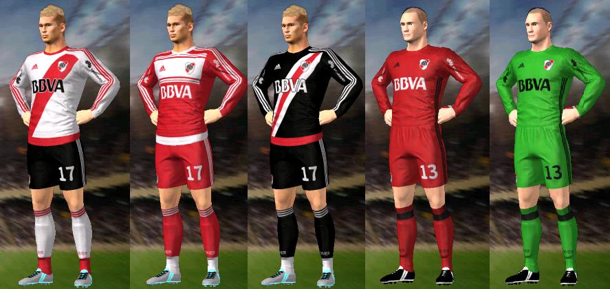 Kits/Uniformes Para FTS 15 Y Dream League Soccer: Kits