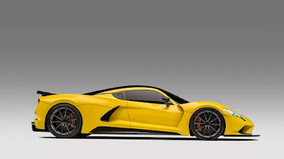 Hennessey Venom F5 Review