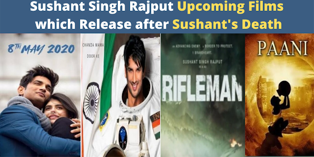Sushant Singh Rajput's career and life