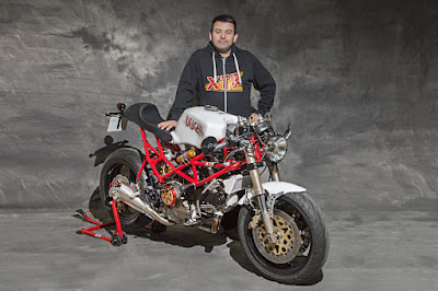 Ducati Monster 750 BANDU by XTR Pepo