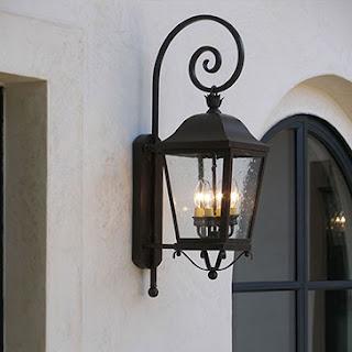 Custom Exterior Lighting