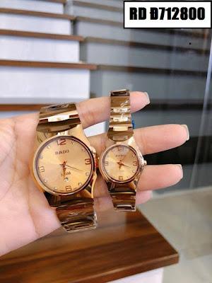 Đồng hồ cặp đôi Rado RD Đ712800