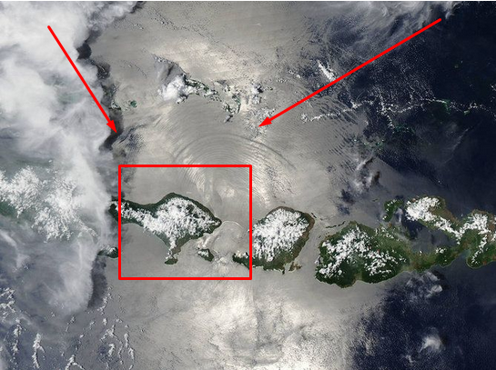 SUBHANALLAH!! Ini dia Foto Indonesia dari Satelit yang Baru Saja Dirilis NASA, Kamu Akan Kaget Lihat Hasilnya...