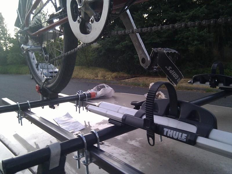 Thule Complete Crossroad System