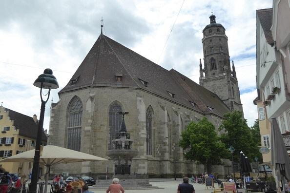 Nördlingen St.Georg