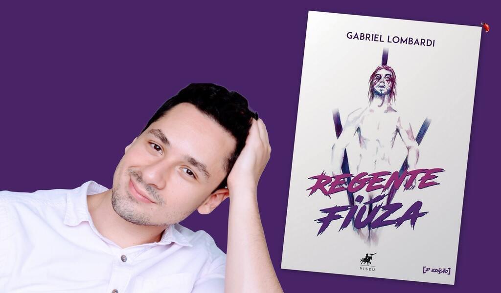 Escritor Gabriel Lombardi promove reflexão sobre as disputas políticas enfrentadas pela humanidade ao longo dos séculos em ficção ambientada em universo paralelo