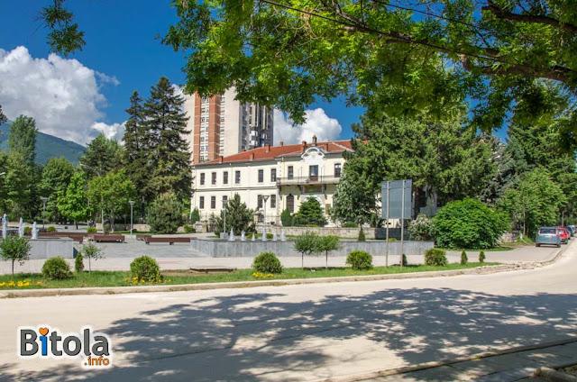 NI Institute and museum Bitola / Memorial room of Mustafa Kemal Ataturk