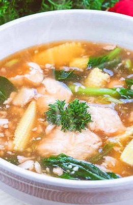 Resep Sop Ikan Nikmat