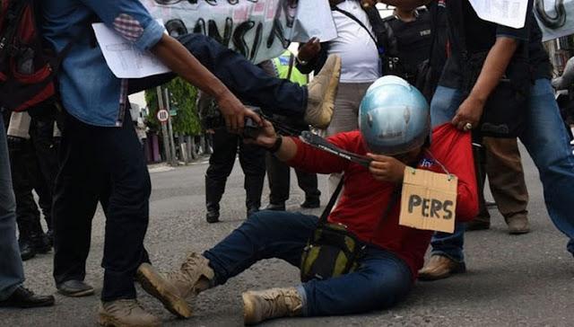 Usai Dianiaya Ajudan Tersangka KPK, Jurnalis TEMPO 2 Jam Disekap di Hotel