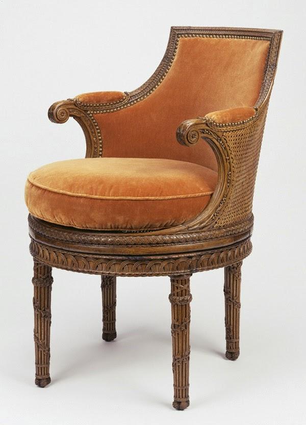 Marie Antoinette's chair
