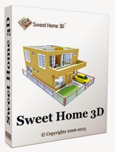 sweet home 3d 4 5 portable free apps down. Black Bedroom Furniture Sets. Home Design Ideas