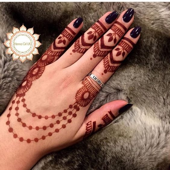 Makeup Review Amp Beauty Blog  Latest Arabic Mehendi Designs Of 2016 With