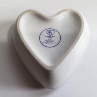 Sister Berta Hummel trinket box