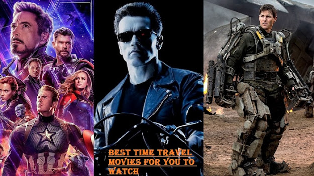 Best Time Travel Movies for You to Watch