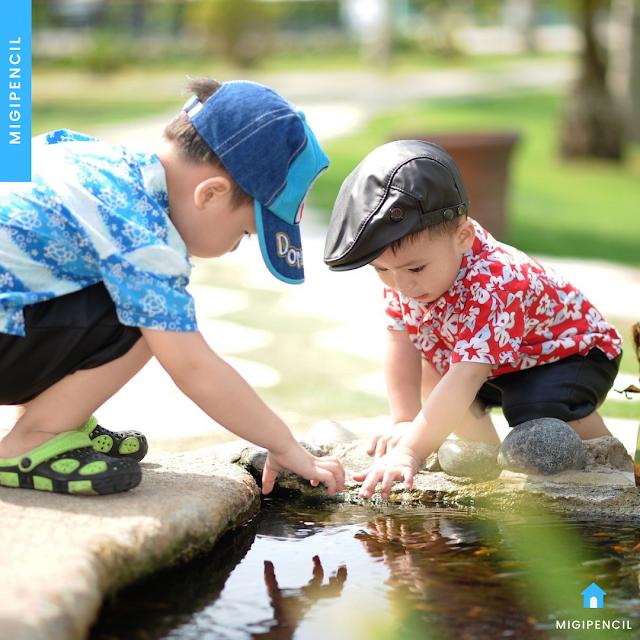 Dasar dasar kepercayaan diri dalam Meningkatkan Kepercayaan Diri Anak Usia Dini