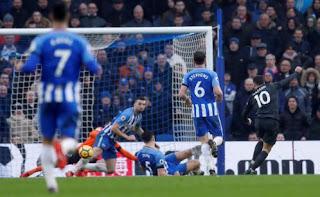 Brighton & Hove Albion vs Chelsea 0-4 Video Gol Highlights