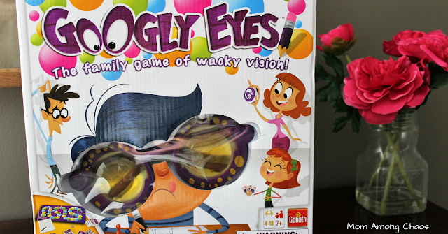 Googly Eyes Board Games, family game night, game night, for kids, family, indoor, board, for teenager, for her, for him, funny, laughter