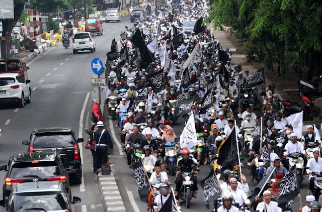 Mau Ikut Reuni Akbar 212 di Monas, Ponpes di Banten Kesulitan Sewa Bus