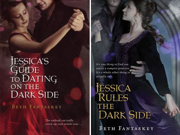 jessicas guide to dating on the dark side book review