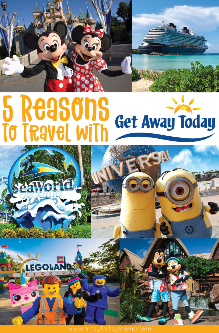 5 Reasons to Travel with Get Away Today