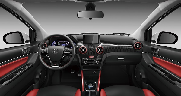 Interior Baic EX260
