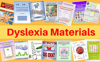 Come Shop at Dyslexia Materials