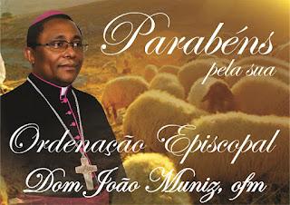 Dom João Muniz, neuer Bischof am Xingu