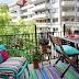 Balkon Dekorasyonunda Renk Seçimi