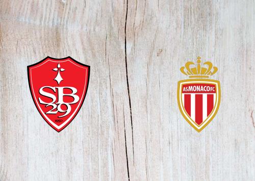 Brest vs Monaco -Highlights 04 October 2020