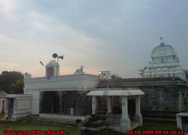 Navagraha Temples of Chennai - Chandran