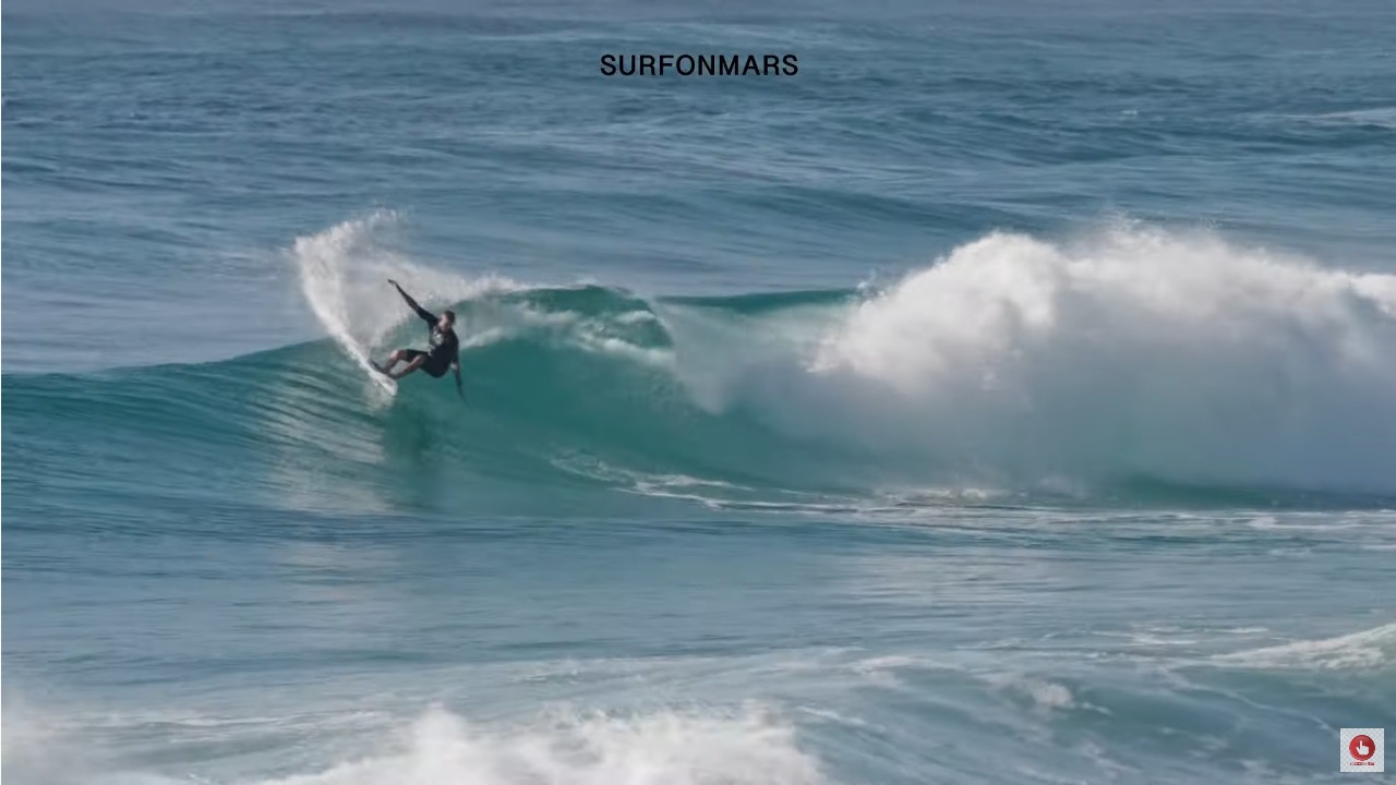Surfing Uncrowded Pristine Duranbah Thursday 13th May 2021