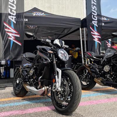 Motor Bike Expo 2021 MV Agusta