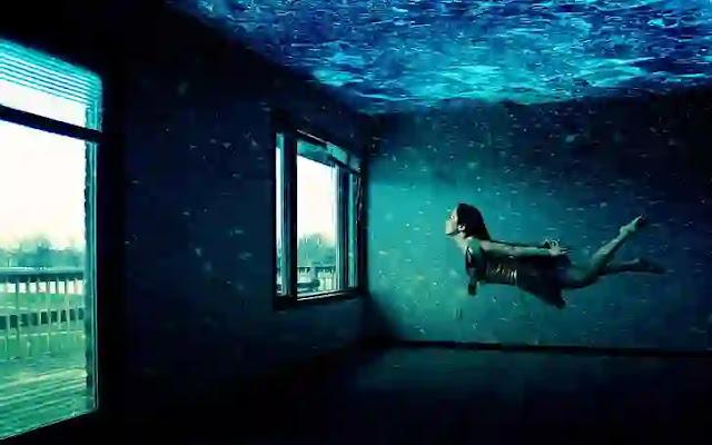 تفسير حلم الماء في الغرفة