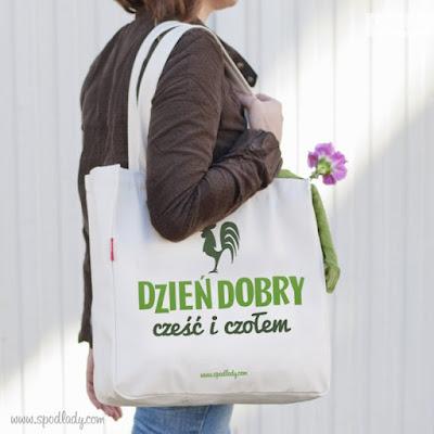 torba na ramie na prezent dla dziewczyny