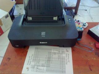 Cara Memasang Infus Pada Printer Canon Ip 2770