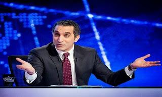 إعلاميون: باسم يوسف أخطأ فى حق المهنة وأفسد القيم الأخلاقية  بعد إيقاف برنامجه من قبل إدارة قناة CBC بسبب ما قدمة فى برنامج البرنامج