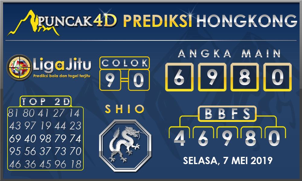 PREDIKSI TOGEL HONGKONG PUNCAK4D 07 MEI 2019
