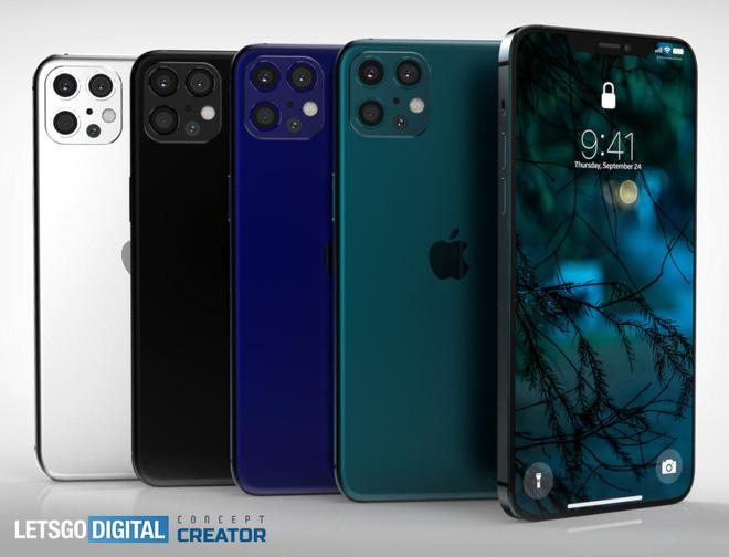 """iPhone 12 sẽ bao gồm 4 mẫu máy, trong đó có một mẫu mang tên """"12 mini""""?"""