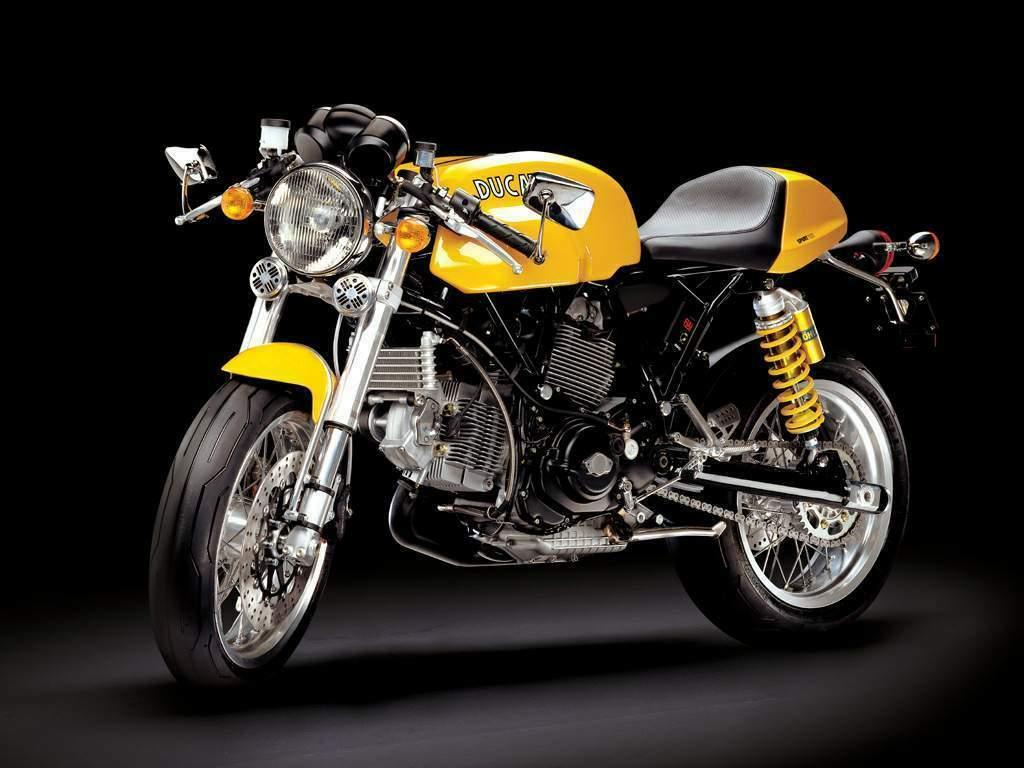 the ducati sport classics - sport 1000 ~ return of the cafe racers