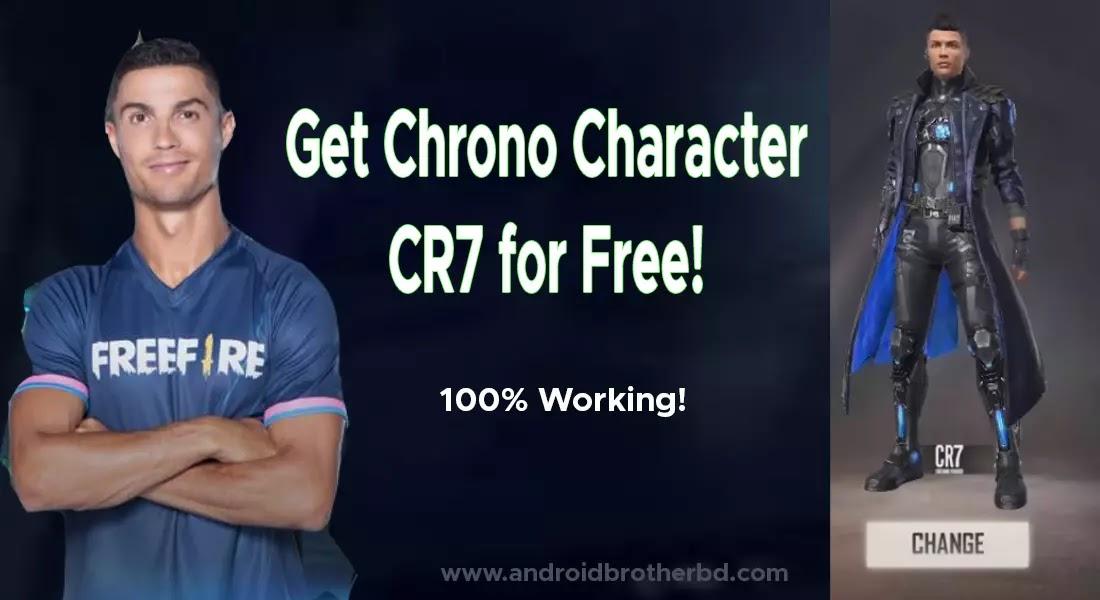 Chrono Character Free