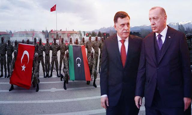 حكومة الوفاق الليبية تطلب رسميا تدخلا عسكريا تركيا