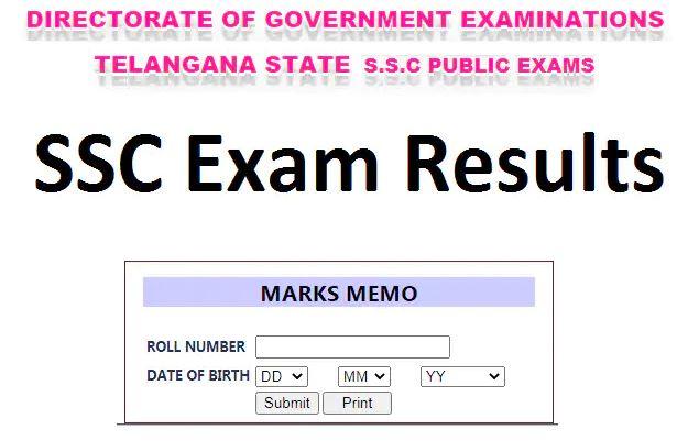 ts ssc result 20201 ts 10th result 2021