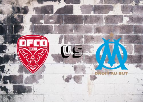 Dijon FCO vs Olympique Marseille  Resumen
