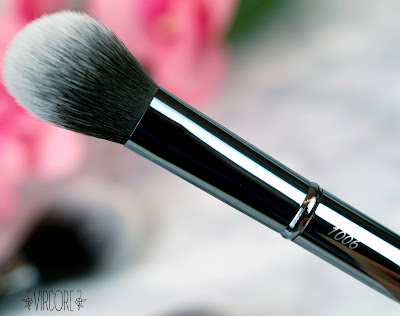 maiko brushes luxury grey 1006