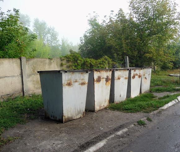 Авдеевка. Коммунальщики следят за чистотой в городе