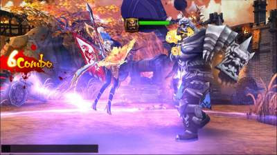 Some Screenshots of  Blade 2: ROTK Infinity Glory Mod Apk For Android