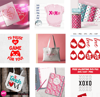 Introducing Graphic Designers and Valentine's Freebies